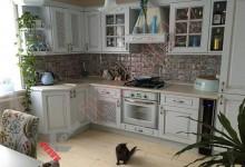 Кухня классическая №02