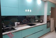 Кухня с Gola профилем №05