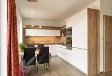 Кухня из акрила №10