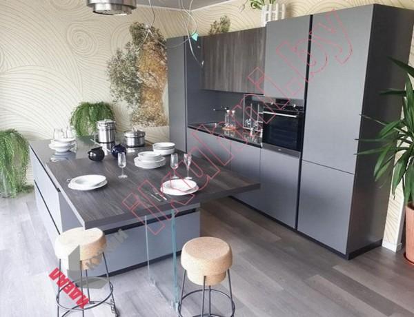 Кухня из FENIX Феникс №04