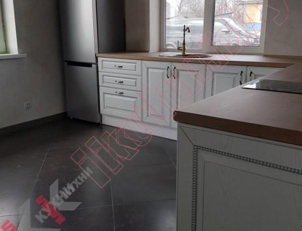 Кухня в стиле минимализм №03