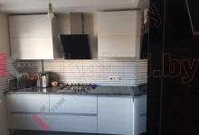 Кухня с фасадами Cleaf №01