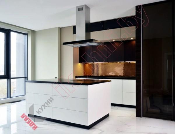 Кухня с островом №02