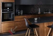Кухня из шпона №04