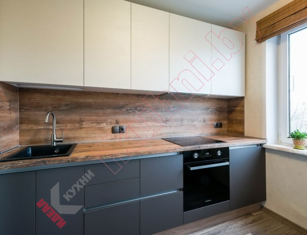 Кухня из ЛДСП №01