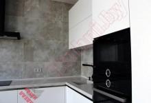 Кухня с Gola профилем №06