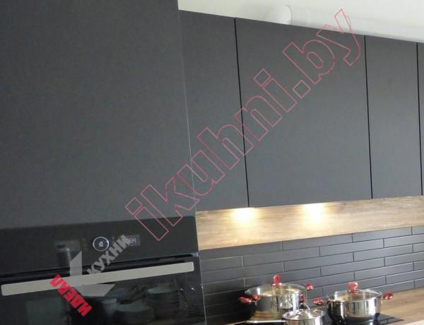 Кухня из пластика FENIX NTM №02