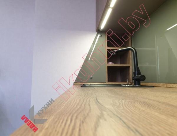 Кухня в квартиру студию №05