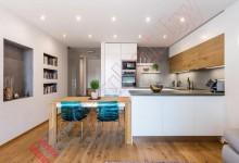 Дизайн кухни студии №314