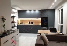 Кухня в студию Феникс FENIX №08