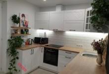 Кухня в стиле  Лофт №04