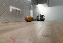 Кухня классическая в квартире серия дома М-111-90 №05