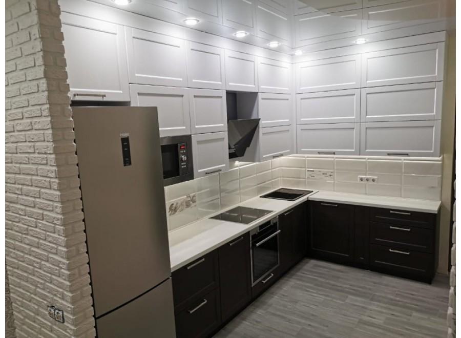 Кухня от 8 до 9 м.кв. №01