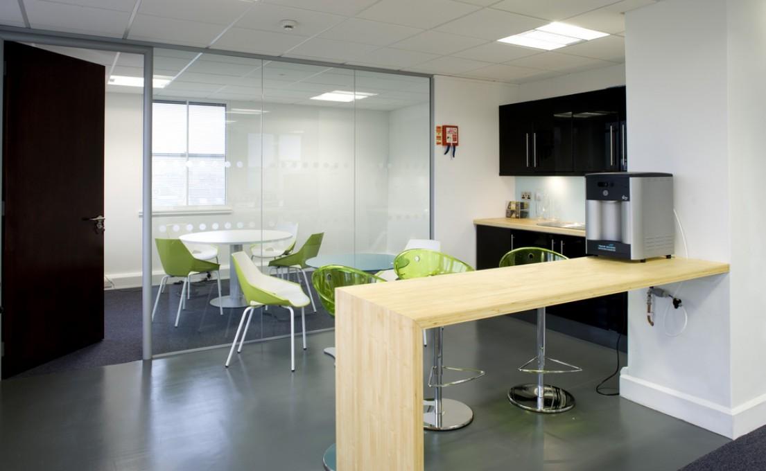 Кухни в офис IT компании