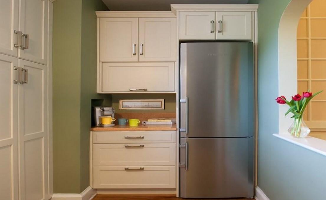 Холодильник на кухне - какой выбрать и где поставить