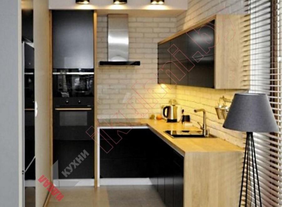 Кухни из акрила №71