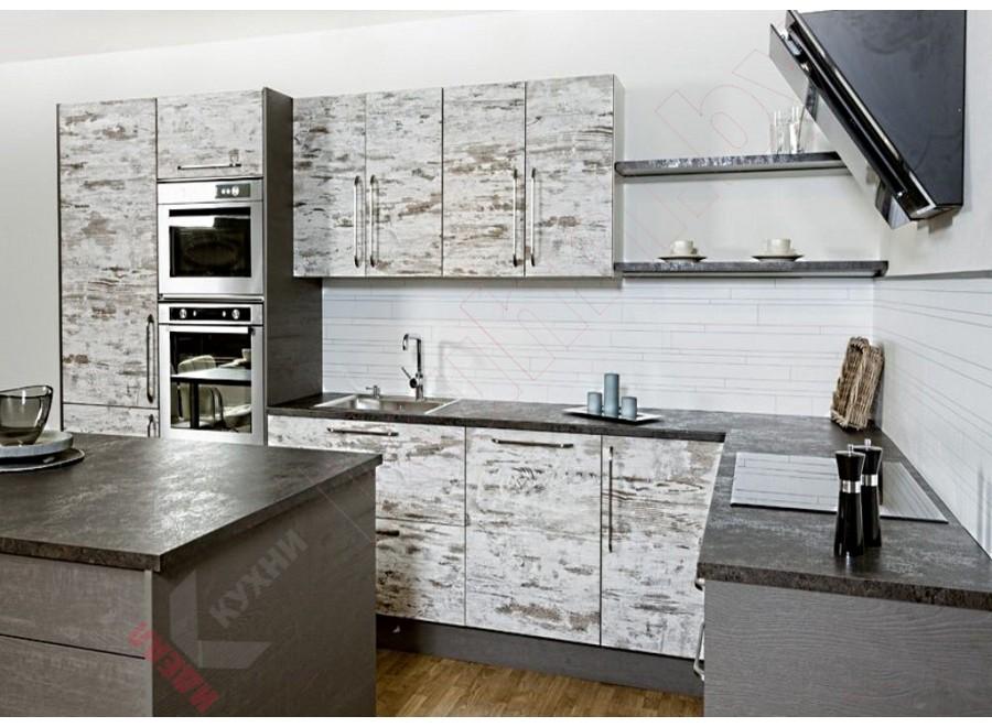 Кухни из лдсп Cleaf №306