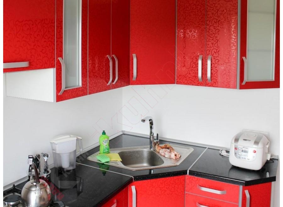 Кухни из пластика №233