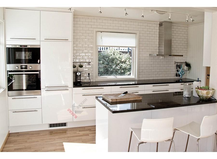 Кухня под окно №04
