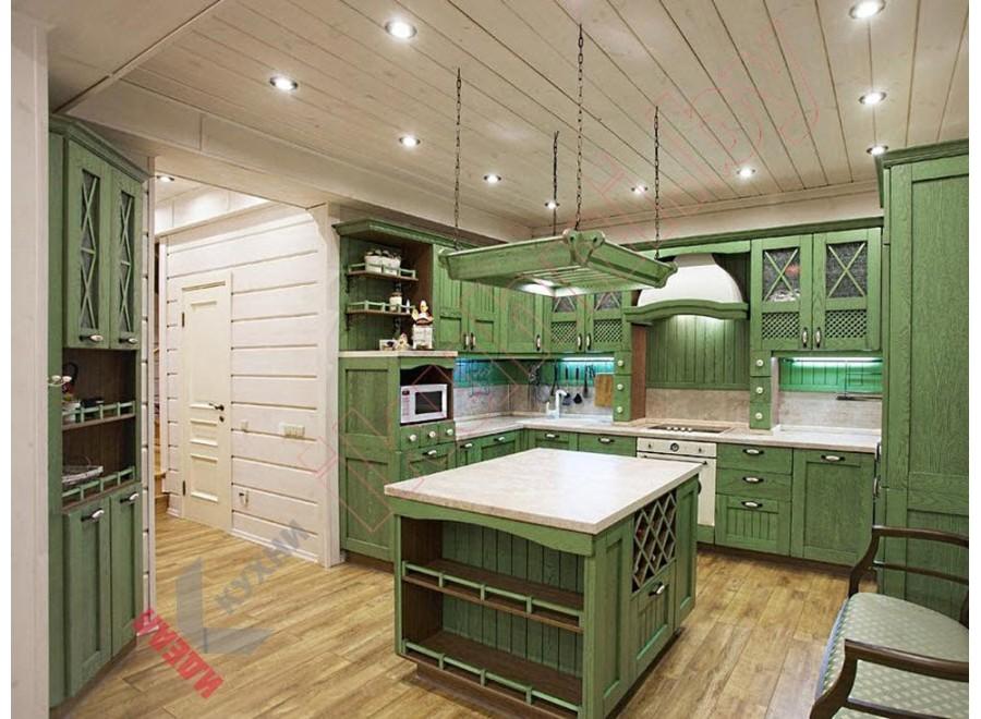 Кухня кантри №003