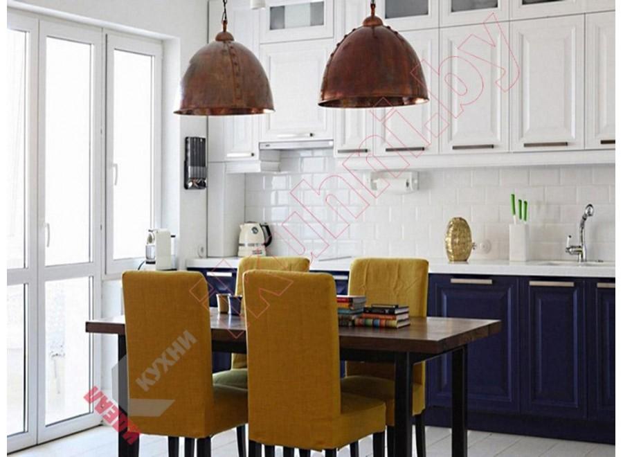 Кухня в английском стиле №11