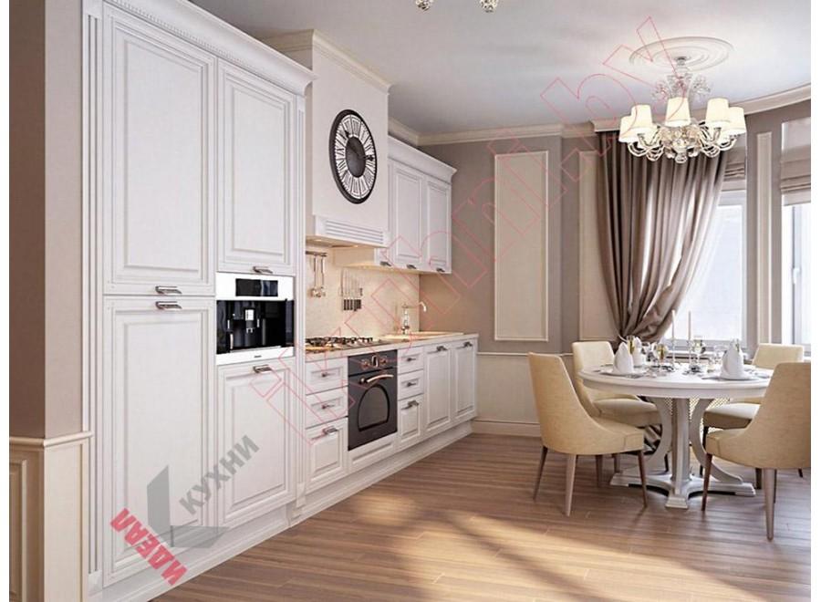 Кухня в английском стиле №15