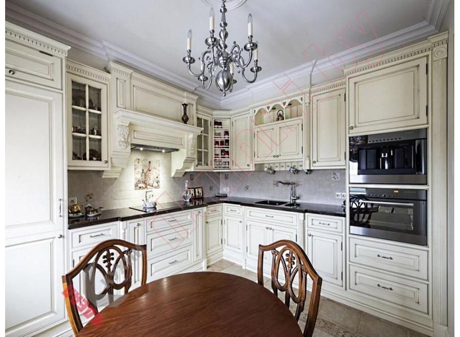 Кухня в английском стиле №17