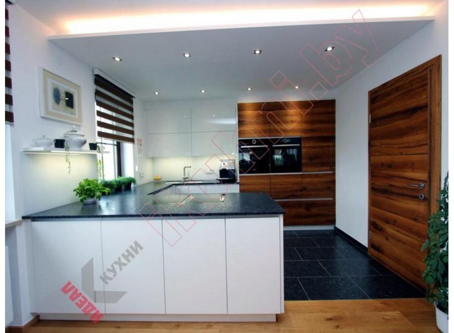 Кухня под окно №01