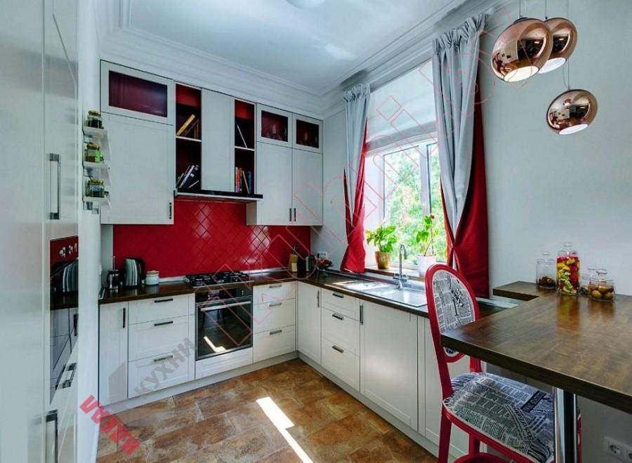 Кухня под окно №06