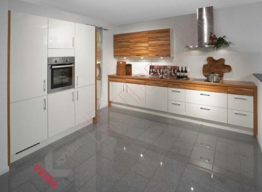 Кухня в скандинавском стиле №06