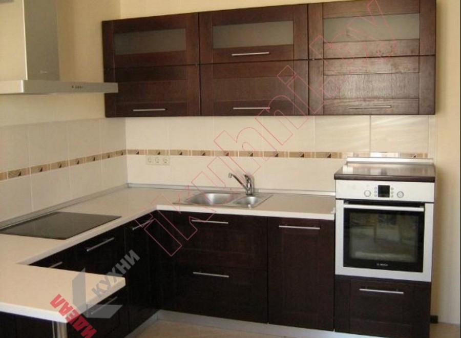 Кухня в китайском стиле №01