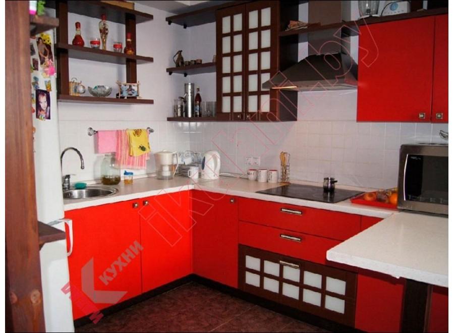 Кухня в китайском стиле №02