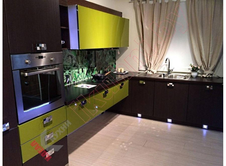 Подвесная кухня №02