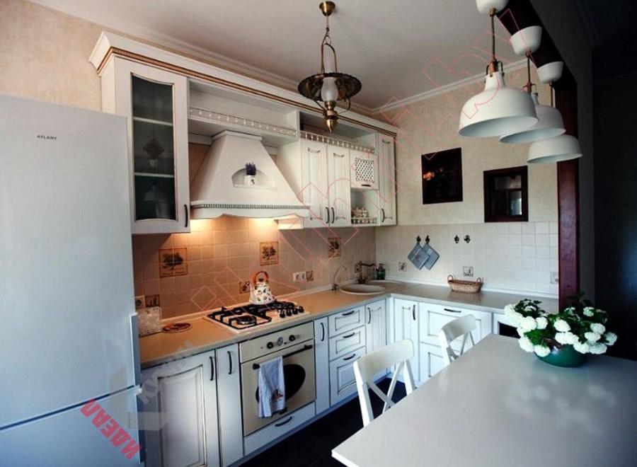 Кухня классическая №03