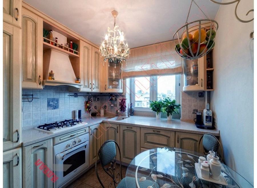 Кухня с патиной №02