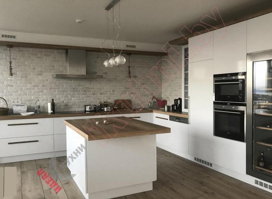 Белая кухня №02